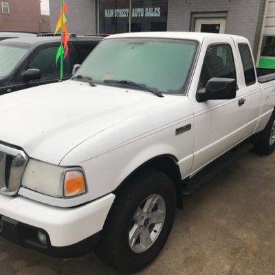 2006 Ford Ranger Extra Cab